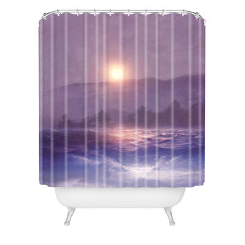 Viviana Gonzalez Melancholia Shower Curtain