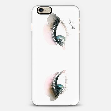 Gigi Hadid's Eyes iPhone 6 case by Lauren Taylor Creates | Casetify