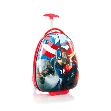 Heys Marvel Captain America Kids Luggage