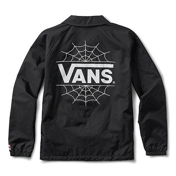 Boys Vans x Marvel Torrey Coaches Jacket | Shop Boys Jackets At Vans