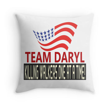 TEAM DARYL KILLINGS WALKERS ONE AT A TIME