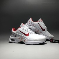 """""""Nike Air Max Jewell"""" Unisex Sport Casual Fashion Leather Air Cushion Running Shoes Couple Sneakers"""