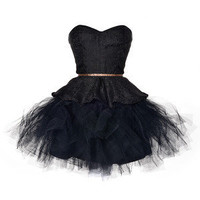 Style Icon's Closet 50s style Vintage Inspired Pin-Up African Print Retro Rockabilly Clothing — PuffBall Tutu Party Dress