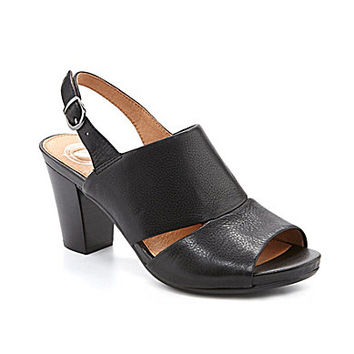 Nurture Sammee Covered Slingback Sandals