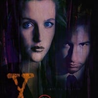 The X Files 27x40 Movie Poster (1998)