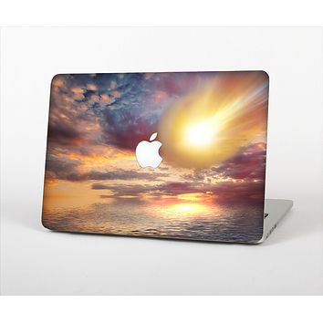 The Fiery Metorite Skin Set for the Apple MacBook Air 11""