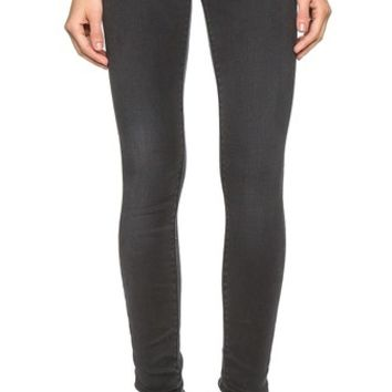 Ksubi High Waist Jeans