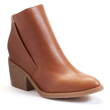 Apt. 9 Women's Hidden Wedge Ankle Boots
