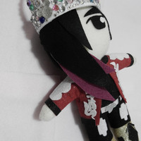 BIG BANG G-dragon plushie Fantastic Baby version