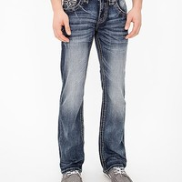 Rock Revival Owen Slim Boot Jean