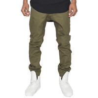 The Basic Olive Marathon Jogger Pants