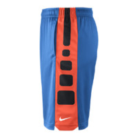 Boys' Basketball Shorts - Photo Blue