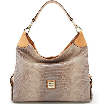 Dooney & Bourke Tallulah Collection Convertible Hobo Bag | Dillards