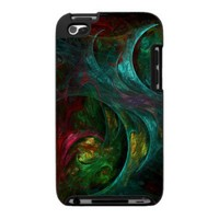 Genesis Abstract Art iPod Touch Case from Zazzle.com