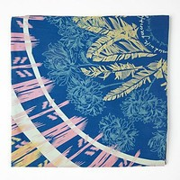 Free People Feathers and Flowers Throw Blanket