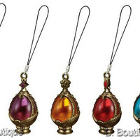 Puella Magi Madoka Magica ANTIQUE GOLD SOUL GEM strap x1 accessory