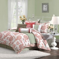 Hampton Hill Sheldon Mini Bedding Collection - Sheldon Mini Bedding Collection - All Bedding Sets - Bedding Sets - Bed & Bath