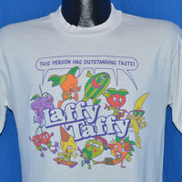 90s Laffy Taffy Fruit Candy t-shirt Medium