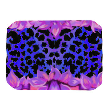"Nina May ""Cerruda Leora"" Purple Pink Place Mat"