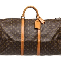 Louis Vuitton duffle bag (brown)
