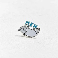 Badge Bomb X Gemma Correll Meh Cat Pin