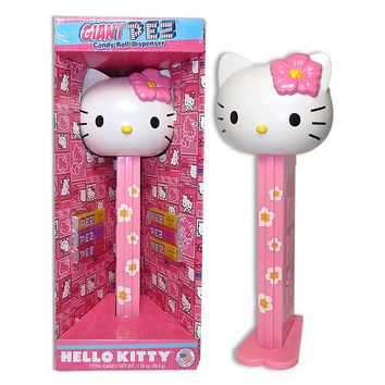 Hello Kitty Giant PEZ