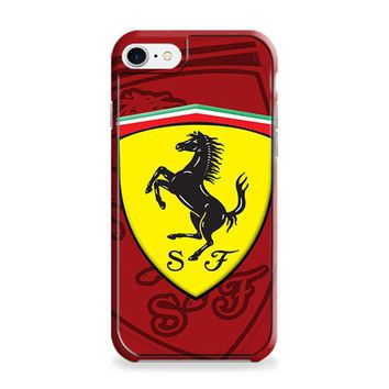 Ferrari Logo 3 iPhone 6 Plus | iPhone 6S Plus Case