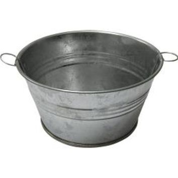 Galvanized Tin Wash Tub - *FREE SHIPPING*