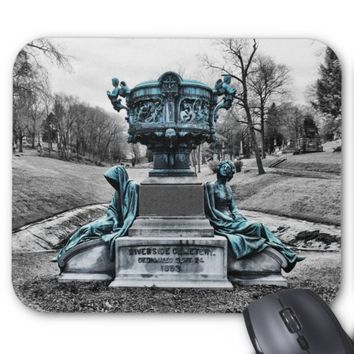 Death & Hope Mouse Pad MotheCrow