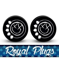 Royal Blink 182 Plugs | Royal Body Jewelry Plugs