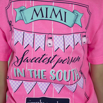 Mimi Tee | Simply Southern