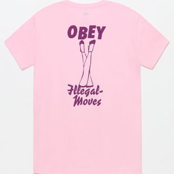 OBEY Illegal Moves T-Shirt at PacSun.com