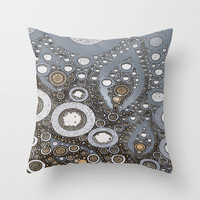 :: Summer Rain :: Throw Pillow by GaleStorm Artworks | Society6