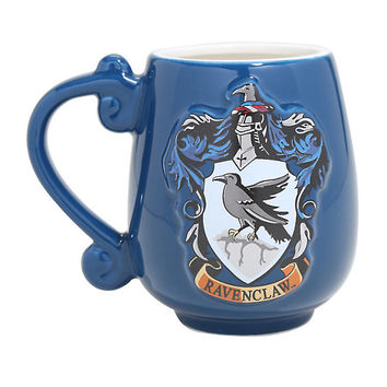 Harry Potter Ravenclaw Crest Oval Mug