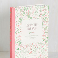 Eat Pretty, Live Well | Mod Retro Vintage Books | ModCloth.com