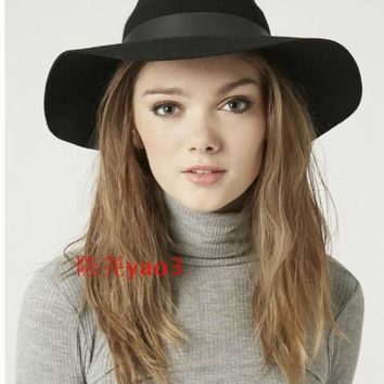 100% Wool Hat Men and Women