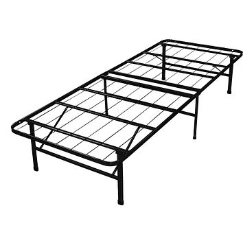 Twin XL Heavy Duty Steel Metal Platform Bed Frame