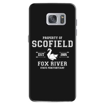 Property of Scofield, Fox River, State Penitentiary Samsung Galaxy S7
