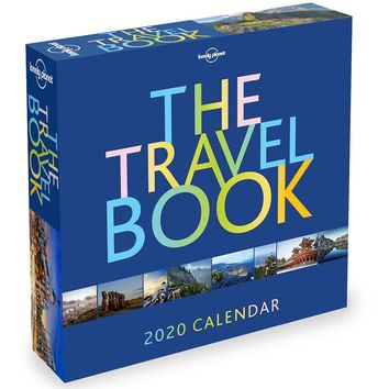 The Travel Book - Lonely Planet Daily Page Desktop