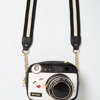 Just Be Your-Selfie Bag | Mod Retro Vintage Bags | ModCloth.com