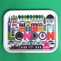 Our Workshop | London Tray