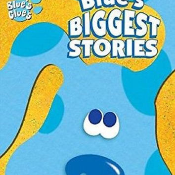 Blues Clues - Blues Biggest Stories (DVD, 2006) (DVD, 2006)
