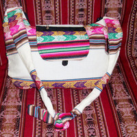 Peruvian Design Multicolored Purses