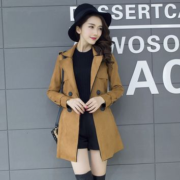 Korean fashion exquisite casual jacket