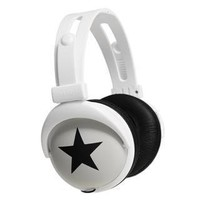 YESSTYLE: mix-style- mix-style (Star-Grey) Stereo Headphones