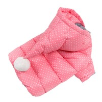 Cute New Puppy Dog Clothes Santa Costume Christmas Pet Clothes Jackets Hoodie Coat Clothing For Dogs Chihuahua Yorkshire Poodle