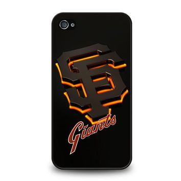 SAN FRANCISCO GIANTS 5 iPhone 4 / 4S Case Cover