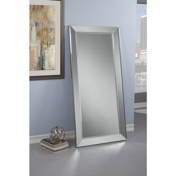 Sandberg Furniture Mirror on Mirror Full Length Leaner Mirror | Overstock.com Shopping - The Best Deals on Mirrors