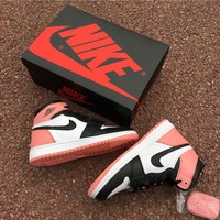 "Air Jordan 1 ""Rust Pink""Size 36-39"