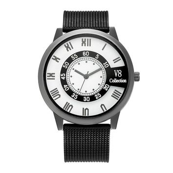 Fashion Men's  Silica Gel  Sports  Watch